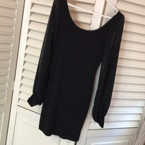 Arden B short Black Party Dress!